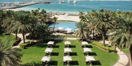 Utsikt fra Sheraton Jumeirah Beach Resort