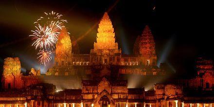 Angkor Wat, Kambodsja