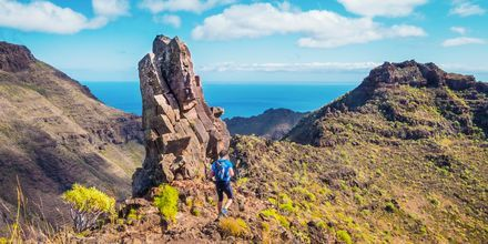 Fotturer er populært på Tenerife