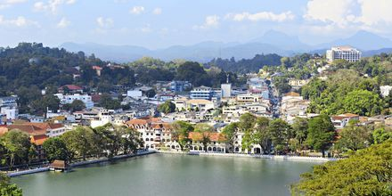 Lake Kandy - byens hjerte