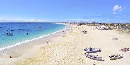 Santa Maria Beach på Sal, Kapp Verde