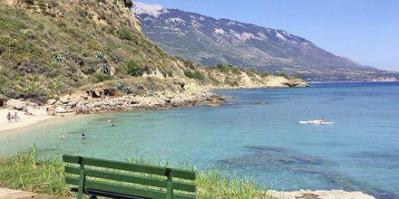 Karavados på Kefalonia, Hellas