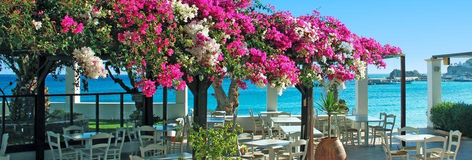 Electra Beach i Karpathos by