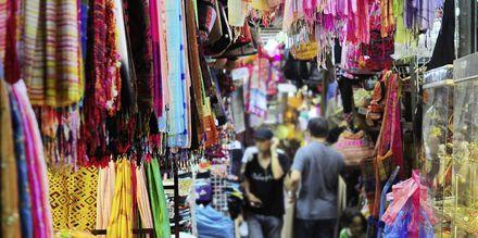 Shopping i Krabi