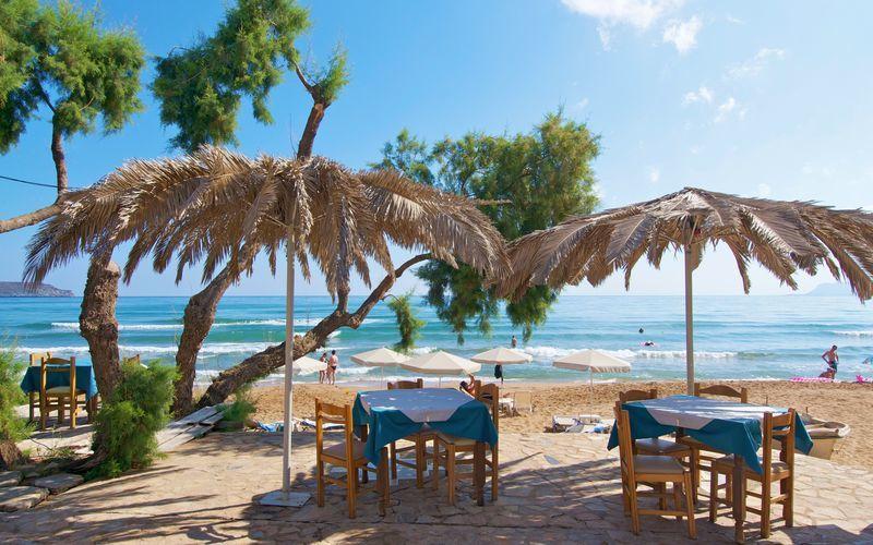 Kato Stalos Kreta Hellas Bestill Ferien Her Apollo Reiser