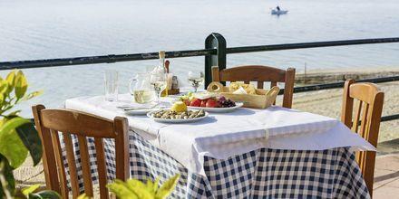 I Fiskardo finnes det en rekke gode restauranter.