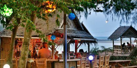Strandrestaurant i Khao Lak