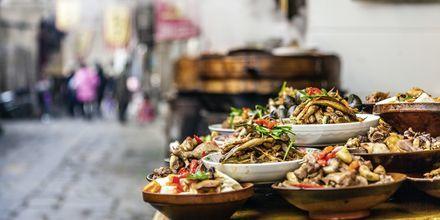 Mat i Kina.