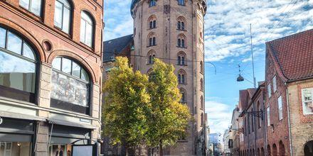 Rundetårn, en av Københavns mest kjente severdigheter.