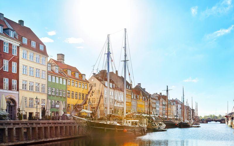 København, Danmarks stolte hovedstad – alltid herlig for en helgetur.