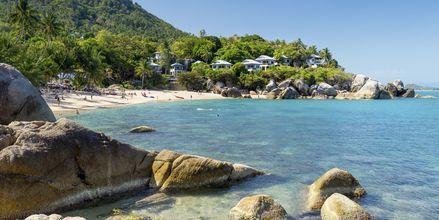 Strand sør på Koh Samui