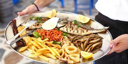 Deilig sjømat