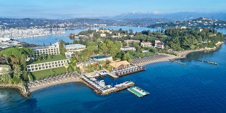 Kontokali Bay på Korfu