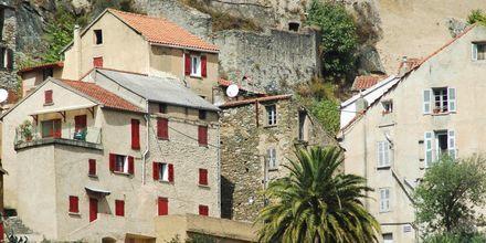 Fjellandsby på Korsika