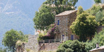 Landsby på Korsika