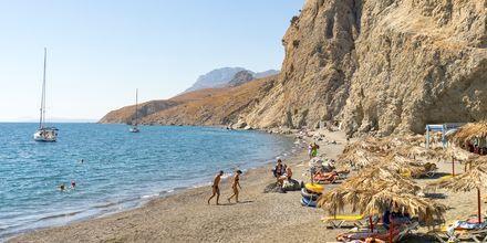 Gå ikke glipp av en tur til Thermal Beach mens du er på Kos