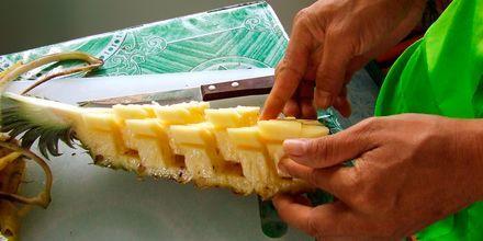 Matlagningskurs på thai-manér