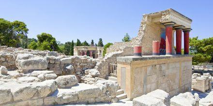 Knossos på Kreta