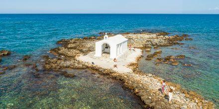 Vakker liten kirke i Georgiopolis på Kreta