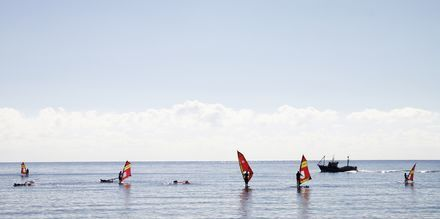 Windsurfing i Sotavento