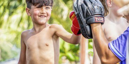 Prøv en ny sport mens du er på ferie her