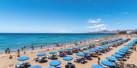 Playa Grande-stranden ved hotellet