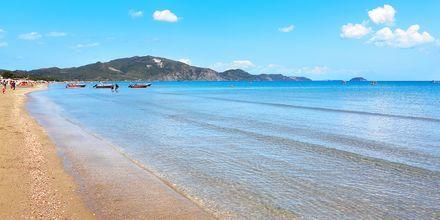 Stranden i Laganas