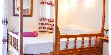 Ettromsleilighet med karpatisk seng