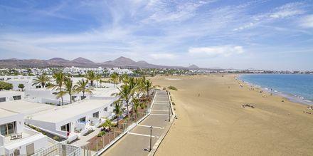 Stranden ved Las Costas