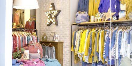 Shopping i Las Palmas