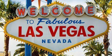 Velkommen til Nevada og Las Vegas