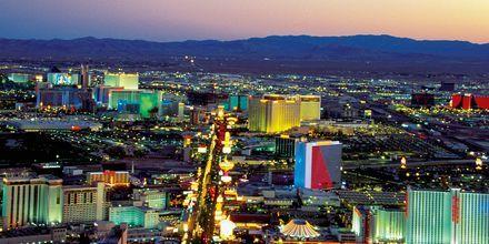 "Las Vegas med ""The Strip"""