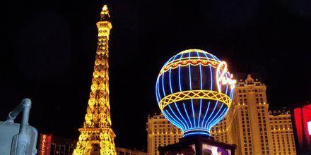 Landemerker i Las Vegas