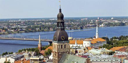 Latvias hovedstad Riga