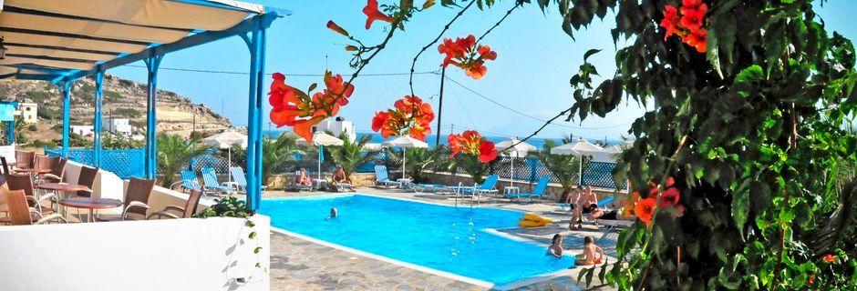 Lefkos Village på Karpathos