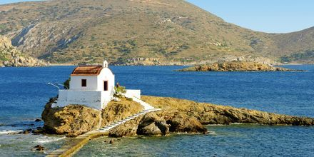Kapellet Agios Isidoros på Leros