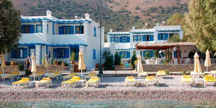 Livadia Beach på Tilos