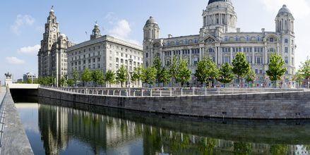 Liverpool, England.