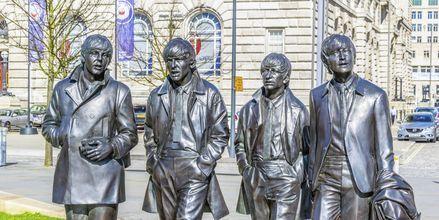 The Beatles gjorde Liverpool kjent som musikkby.