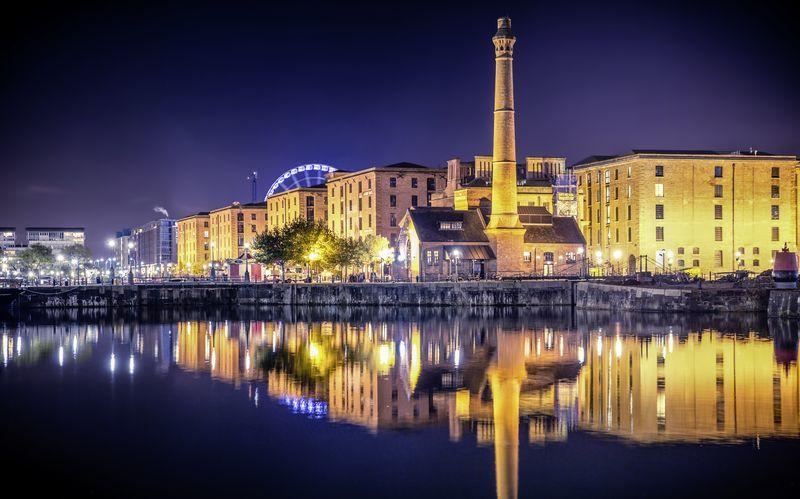 Liverpool i England