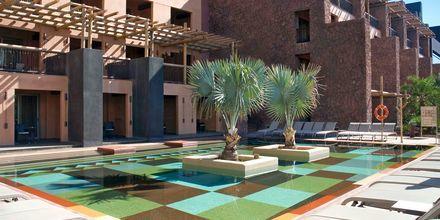 Deluxerom med bassengtilgang – Lopesan Baobab Resort i Meloneras på Gran Canaria