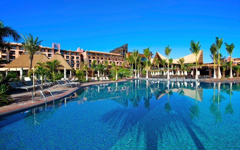 Lopesan Baobab Resort – vinter