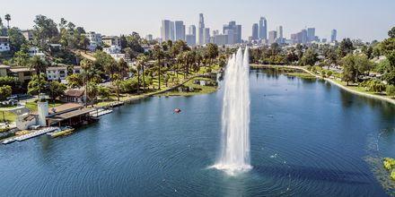 Echo Park i Los Angeles.
