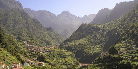 Madeira i Portugal.