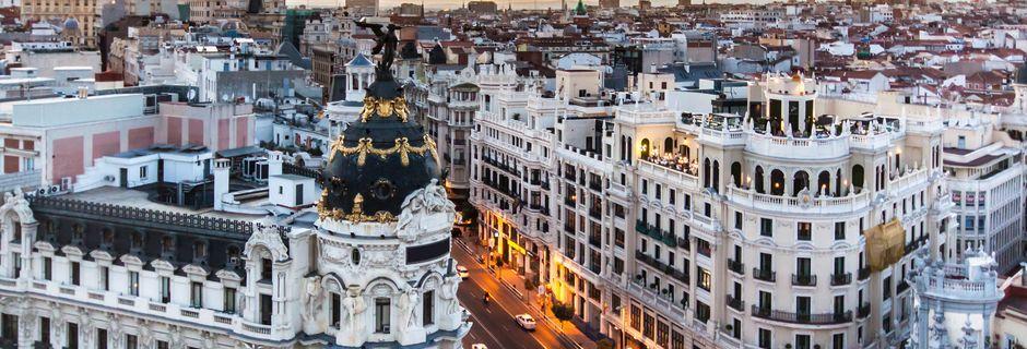 En langhelg i Madrid passer for de aller fleste; matelskeren, fotballnerden, kunstfanatikeren og den shoppinggale.