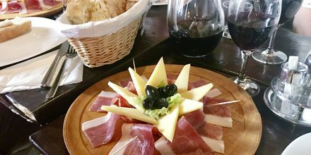 Kroatisk aften byr på god mat & vin og er med i Premiumreise Klassisk samt Mat & Vin