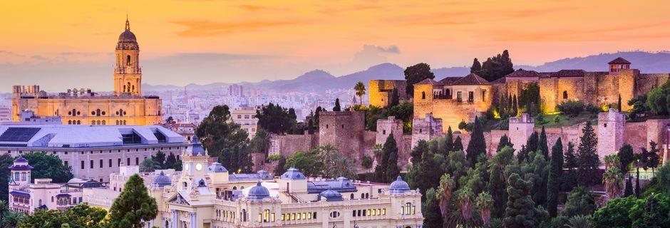 0d64b6d00 Malaga | Reise til Malaga | Apollo Reiser