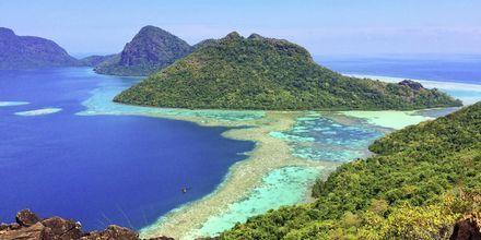 Malaysia er et naturvakkert reisemål som passer perfekt for deg som vil oppleve noe annet – i tillegg til strender og sol.