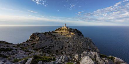 Fyrtårnet Cap de Formentor