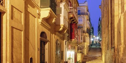 Maltas hovedstad Valletta ble i 2018 utnevnt til europeisk kulturhovedstad.